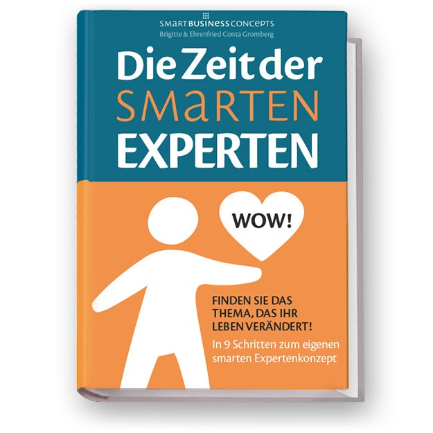 Cover des Buches Smart Business Concepts